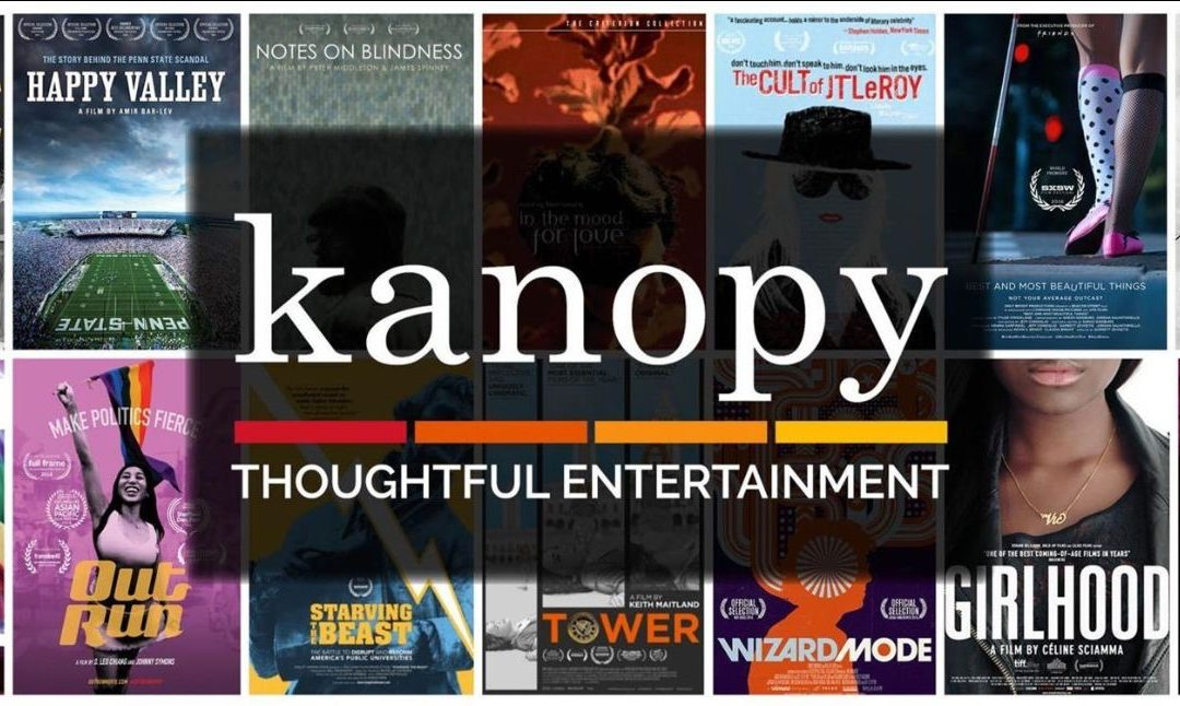 Free Movies and More: Kanopy!