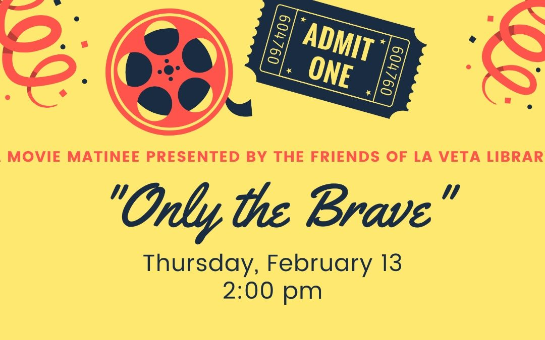 Movie Matinee: Only the Brave