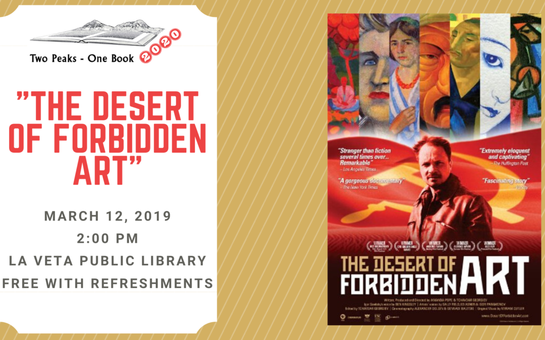 "Film ""The Desert of Forbidden Art"""