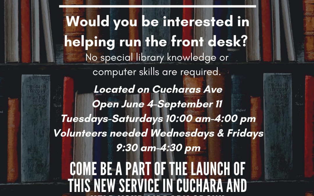 Cuchara is getting its its own Library!